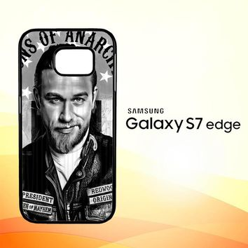 Jax Teller Y1743 Samsung Galaxy S7 Edge Custom Case