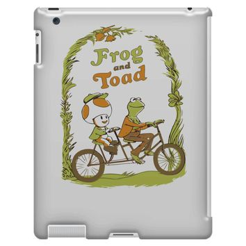 frog & toad iPad 3 and 4 Case