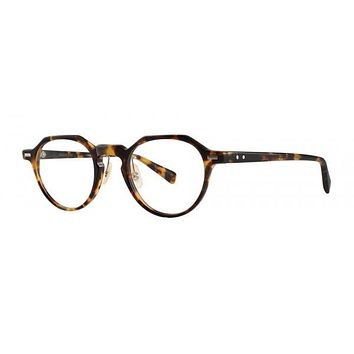 Seraphin - Penfield Havana Eyeglasses / Demo Lenses
