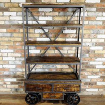 Industrial Trolley Shelf