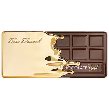 Chocolate Gold Eyeshadow Palette - Too Faced | Sephora