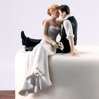 2017 Hot Sale Decoracion Boda Boda Wedding Favor And Decoration--the Look Of Love Bride Groom Couple Figurine Cake Topper K6367