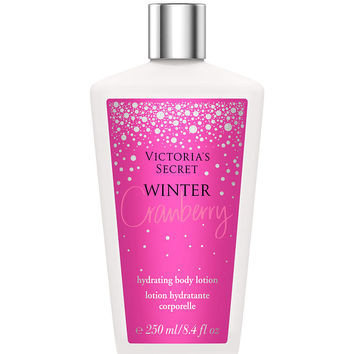 NEW! Winter Cranberry Hydrating Body Lotion