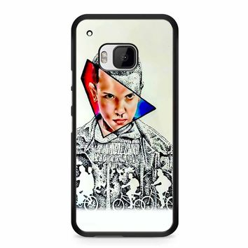 Stranger Things Eleven 2 1 HTC M9 Case
