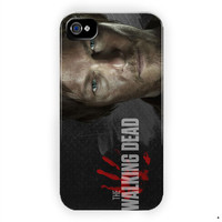 The Walking Dead Daryl Dixon For iPhone 4 / 4S Case