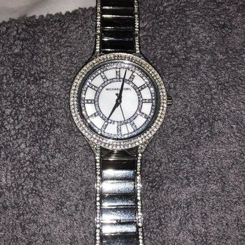 New Michael Kors MK3311 Kerry Women's Silver watch