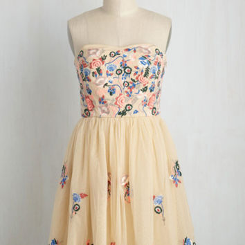 Award-Winning Whimsy Dress | Mod Retro Vintage Dresses | ModCloth.com