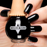 I Scream Nails Licorice Twist