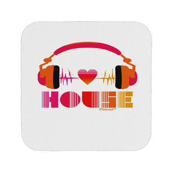 Heart House Coaster
