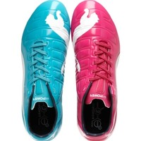 PUMA Men's evoPOWER 3 Tricks FG Soccer Cleat - Pink/Blue | DICK'S Sporting Goods