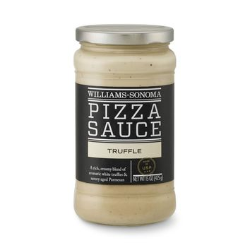 Williams-Sonoma Pizza Sauce, Creamy Truffle