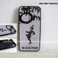 Vintage Rock My Chemical Romance skull skeleton bone the black parade 3G phone case, iphone case 4 4S, iphone case 5