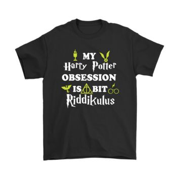 My Harry Potter Obsession is Bit Riddikulus Shirt