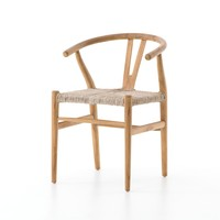 Leon Dining Chair-Natural