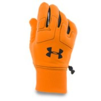 Under Armour Men's UA Scent Control Armour Fleece Gloves