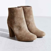 Seychelles Make Believe Heeled Ankle Boot- Tan