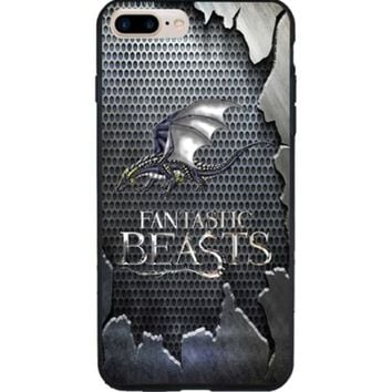 New Hot Fantastic Beasts Dragon Best Seller for iPhone 6s, 6s plus, 7, 7 Plus