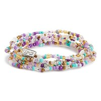 Junior Women's Me to We 'Rafiki - Income' Beaded Convertible Bracelet