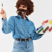 Bob Ross Costume Kit | Urban Outfitters