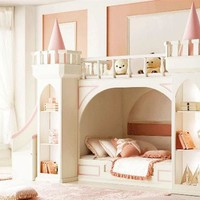Twin Beds Children's Furniture For Girls