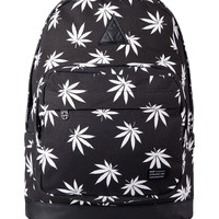 Black Plantlife Backpack