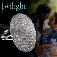 Twilight Breaking Dawn  Bella Swan & Edward engagement by anna6454