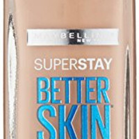Maybelline New York Superstay Better Skin Foundation, Ivory, 1 Fluid Ounce