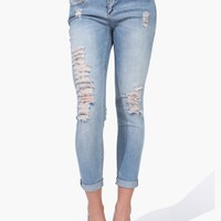 Robbie Cropped Jeans