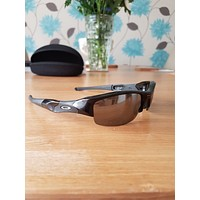 Oakleys Flak Sunglasses Polarised