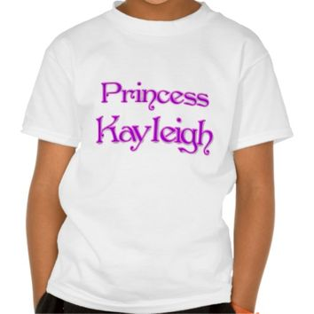 Princess Kayleigh T Shirt